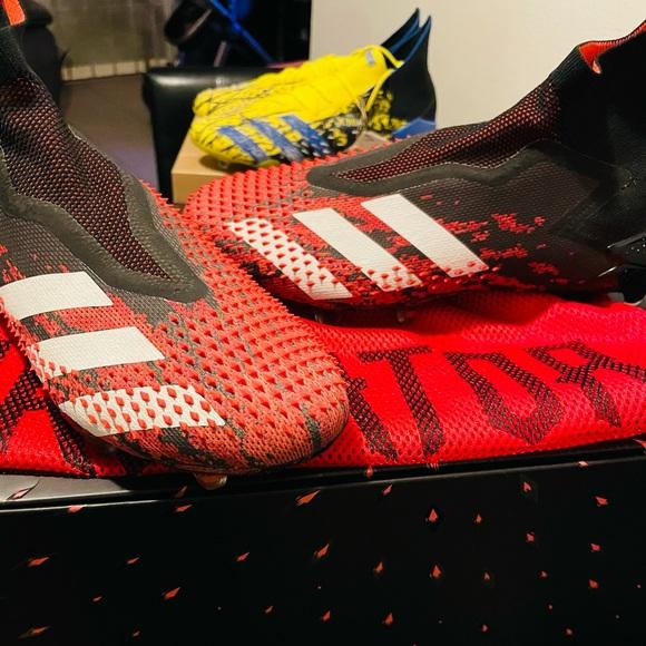 Adidas predator 20+ Mutator OG pack
